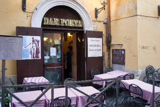 Pizzeria dar poeta