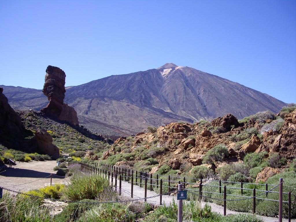 Parque natural del Teide