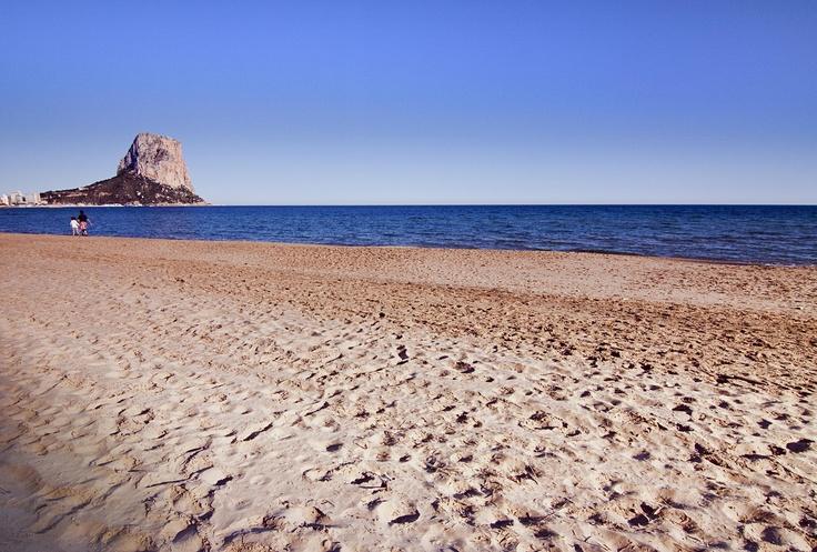 Playa de el Arenal