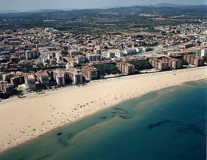 Playa de la paella Torredembarra
