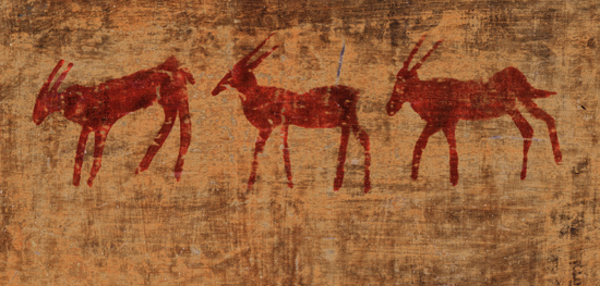 Arte rupestre en Teruel