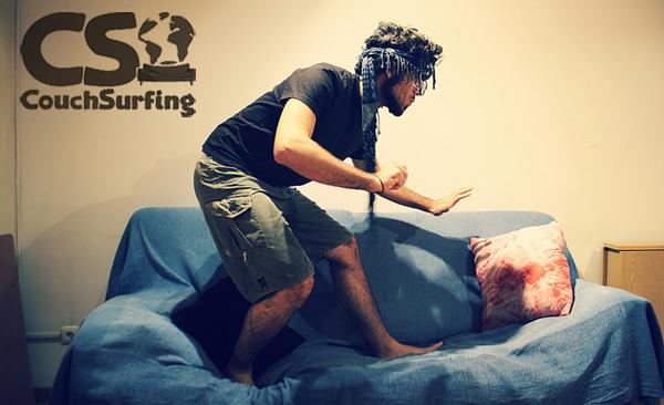 Resultado de imagen para couchsurfing