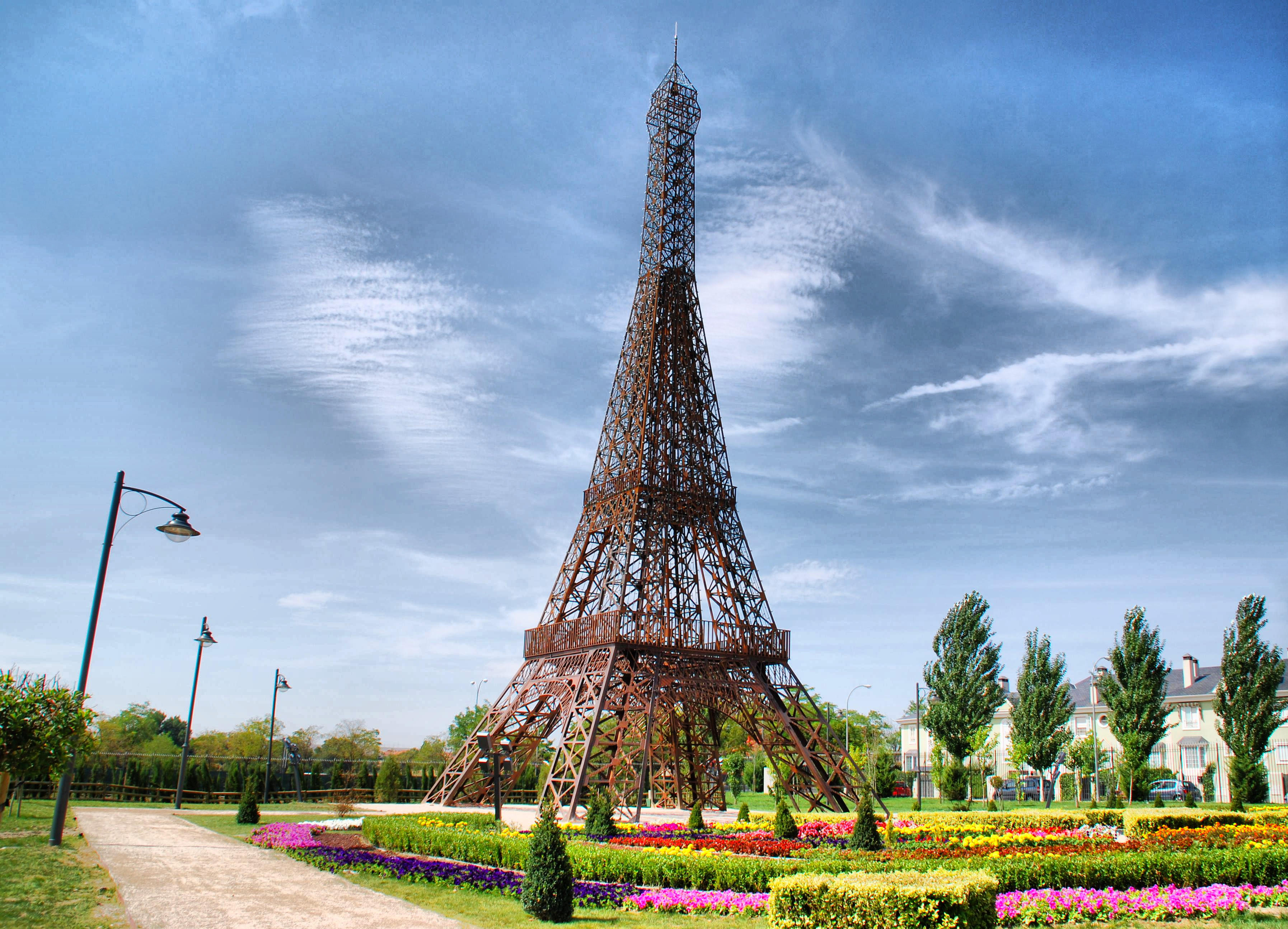 Parque Europa Torre Eifel
