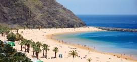 Islas Canarias, sol y playa durante el invierno