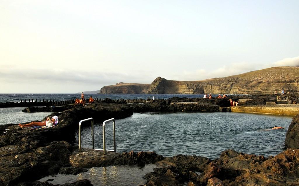 Piscinas de Agaete, Gran Canaria