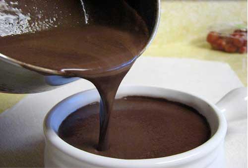 Chocolate en Zaragoza