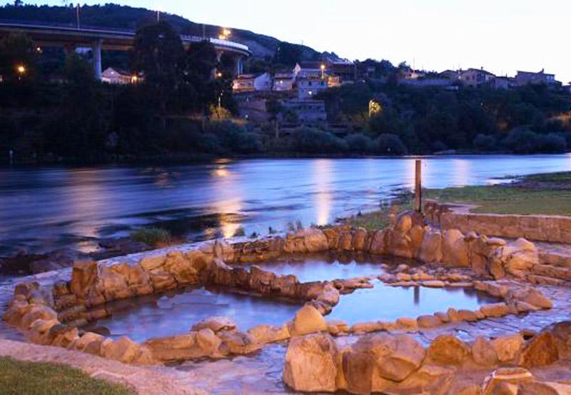 5 piscinas naturales de espa a for Piscinas en ourense