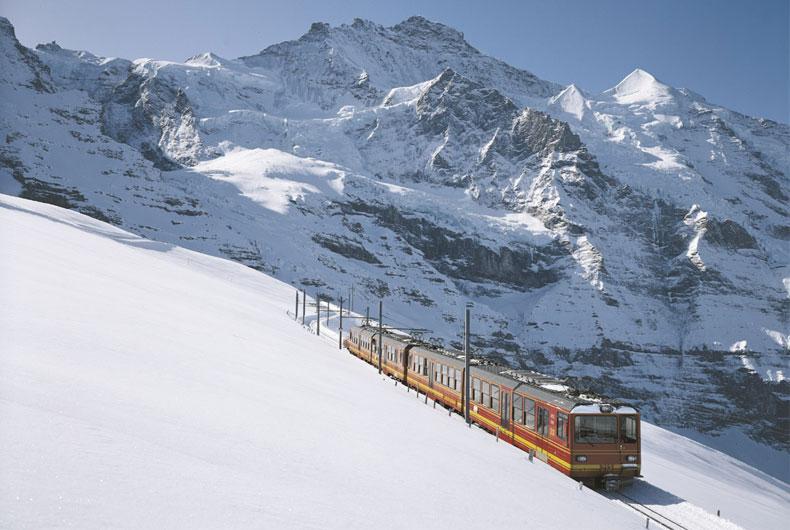 tren jungfrau suiza