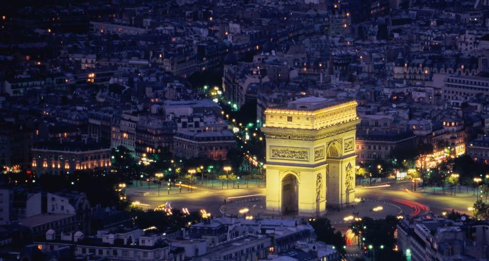 Arco del triunfo, paris