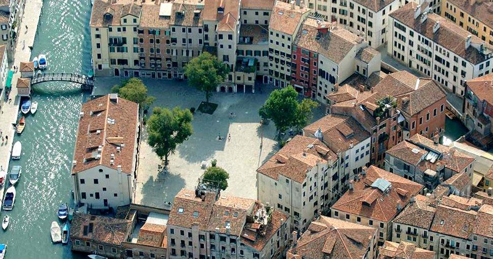 Barrio judio, Venecia