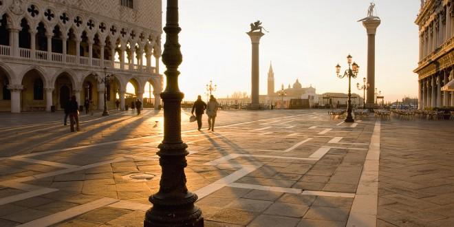 Plaza de San Marcos, Venecia