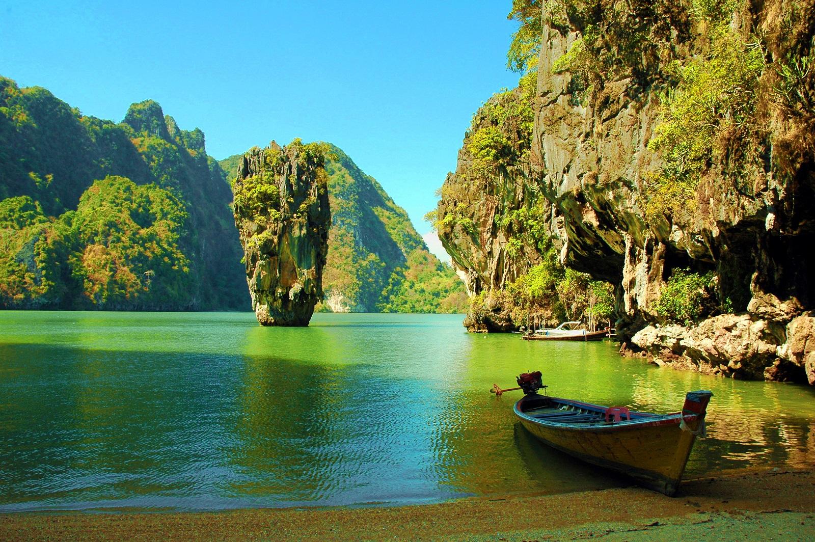Phang Nga, Tailandia