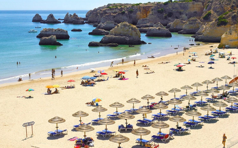 Playa de portimão