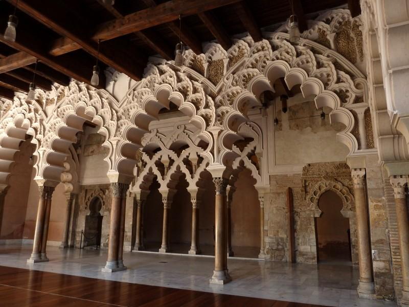 Visitar la alhambra de granada un palacio de 10 - Arcos decorativos para puertas ...