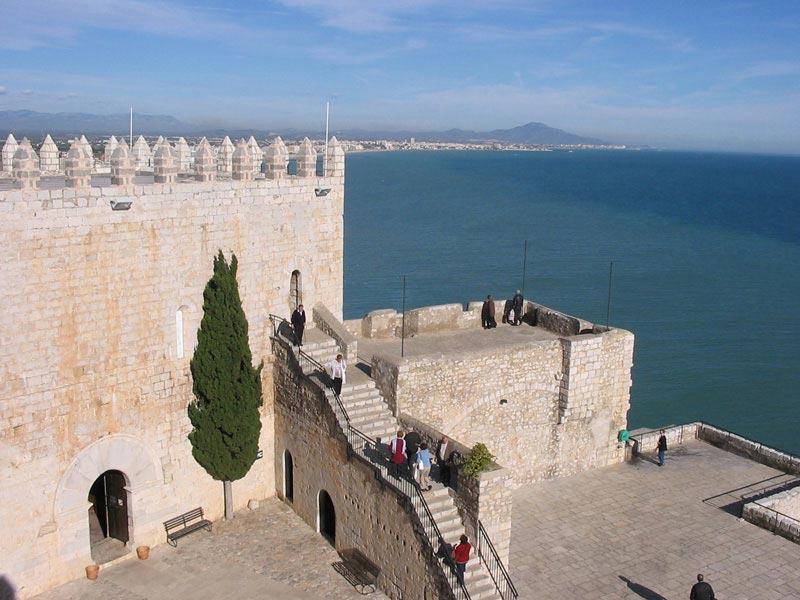 Castillo Templario-Pontificio