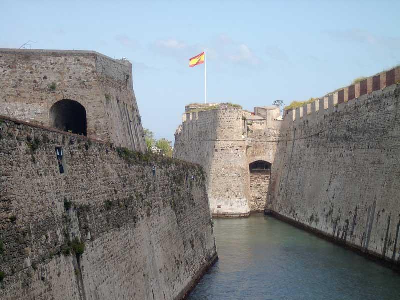 Foro Real, en Ceuta.