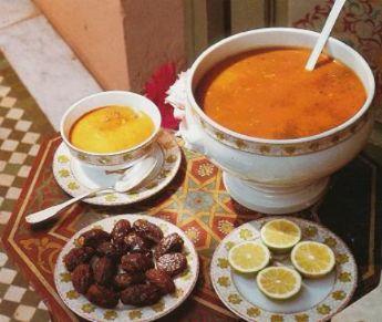 Harira, cocina árabe en Melilla