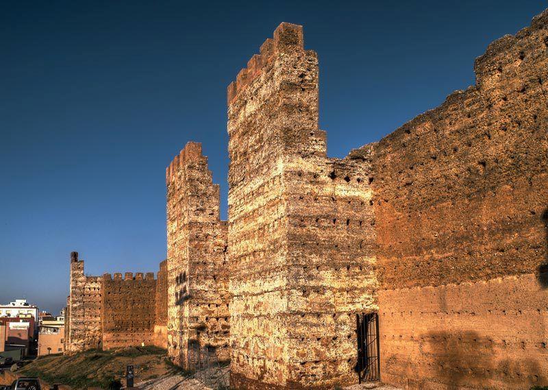 Murallas Merinidas en Ceuta