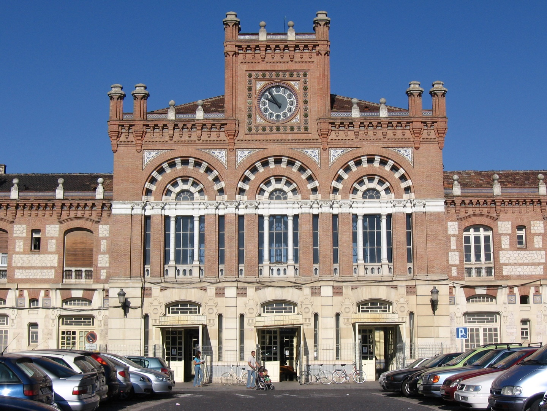 Estación ferrocarril de Aranjuez