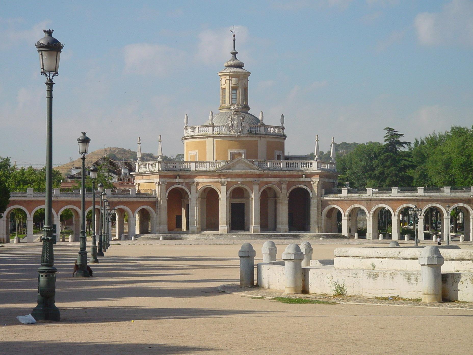 Iglesia de San Antonio, Aranjuez