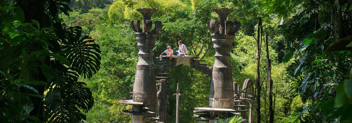 10 lugares tur sticos de m xico for Jardin xilitla