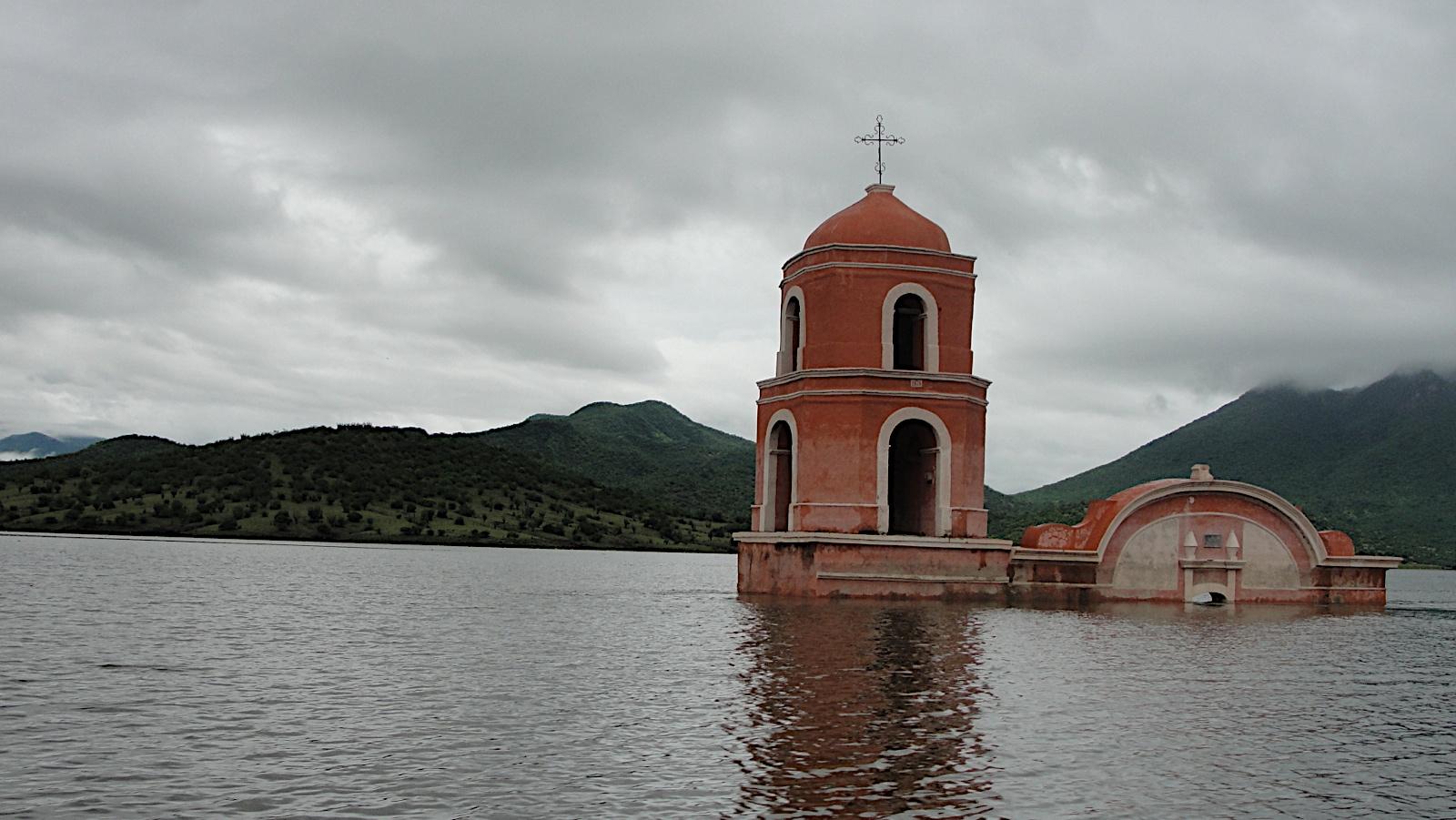 Iglesia de Churumuco de Michoacán