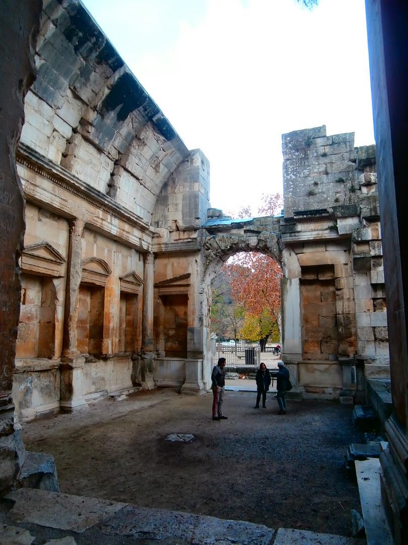 Templo de Dianne, Nimes