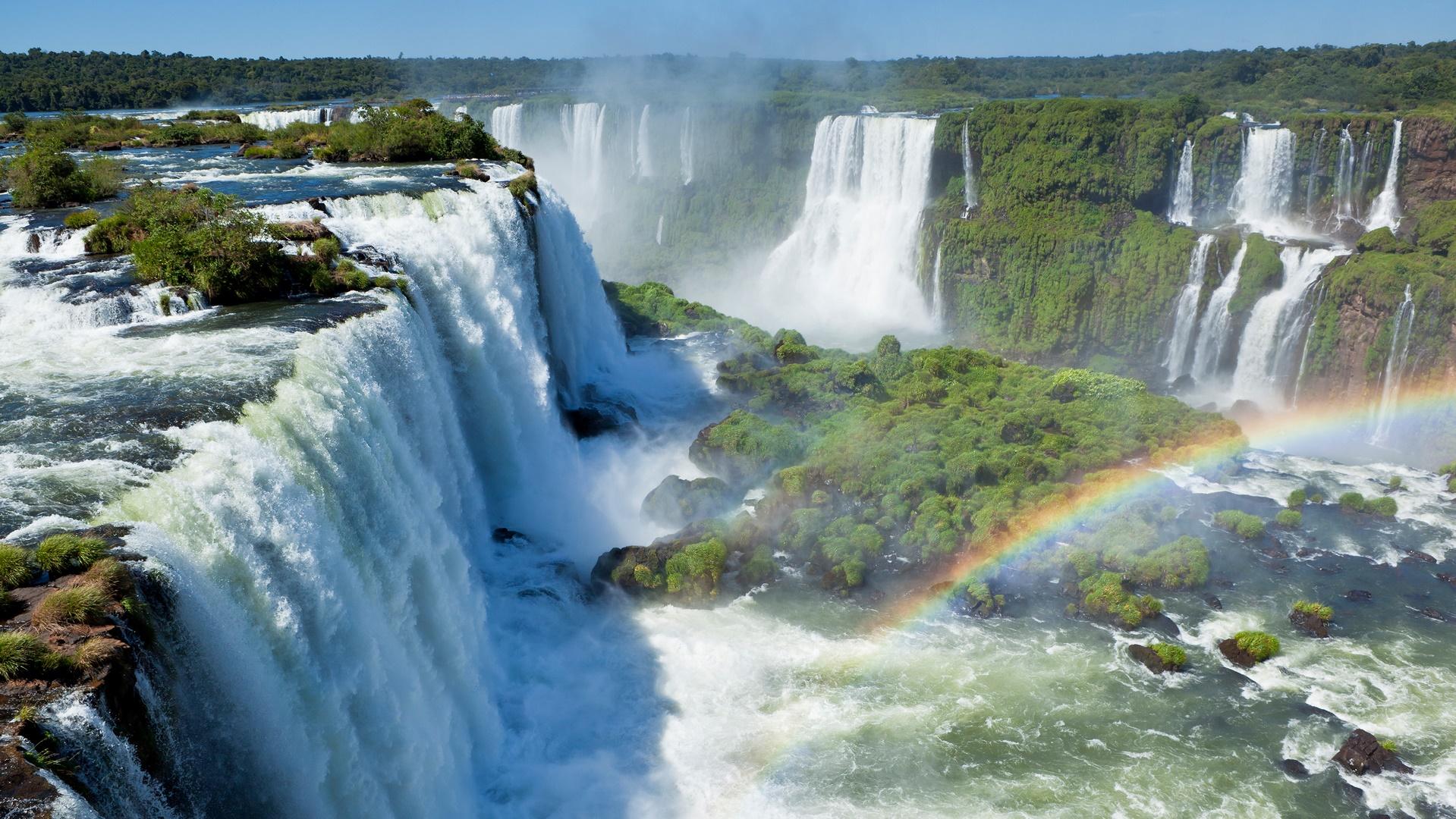 La Garganta del Diablo en Iguazú