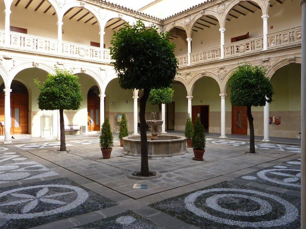 Palacio de Jabalquinto