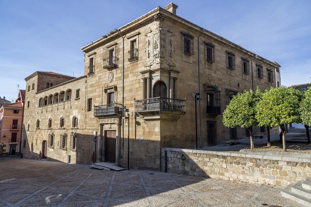 Casa del Deán, Plasencia