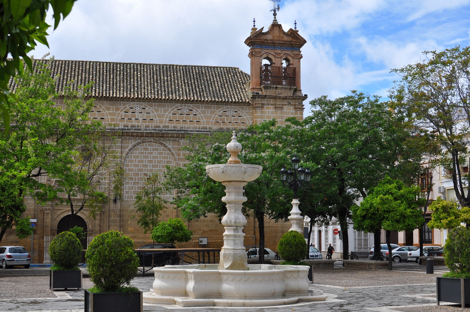 Plaza Mayor, Osuna