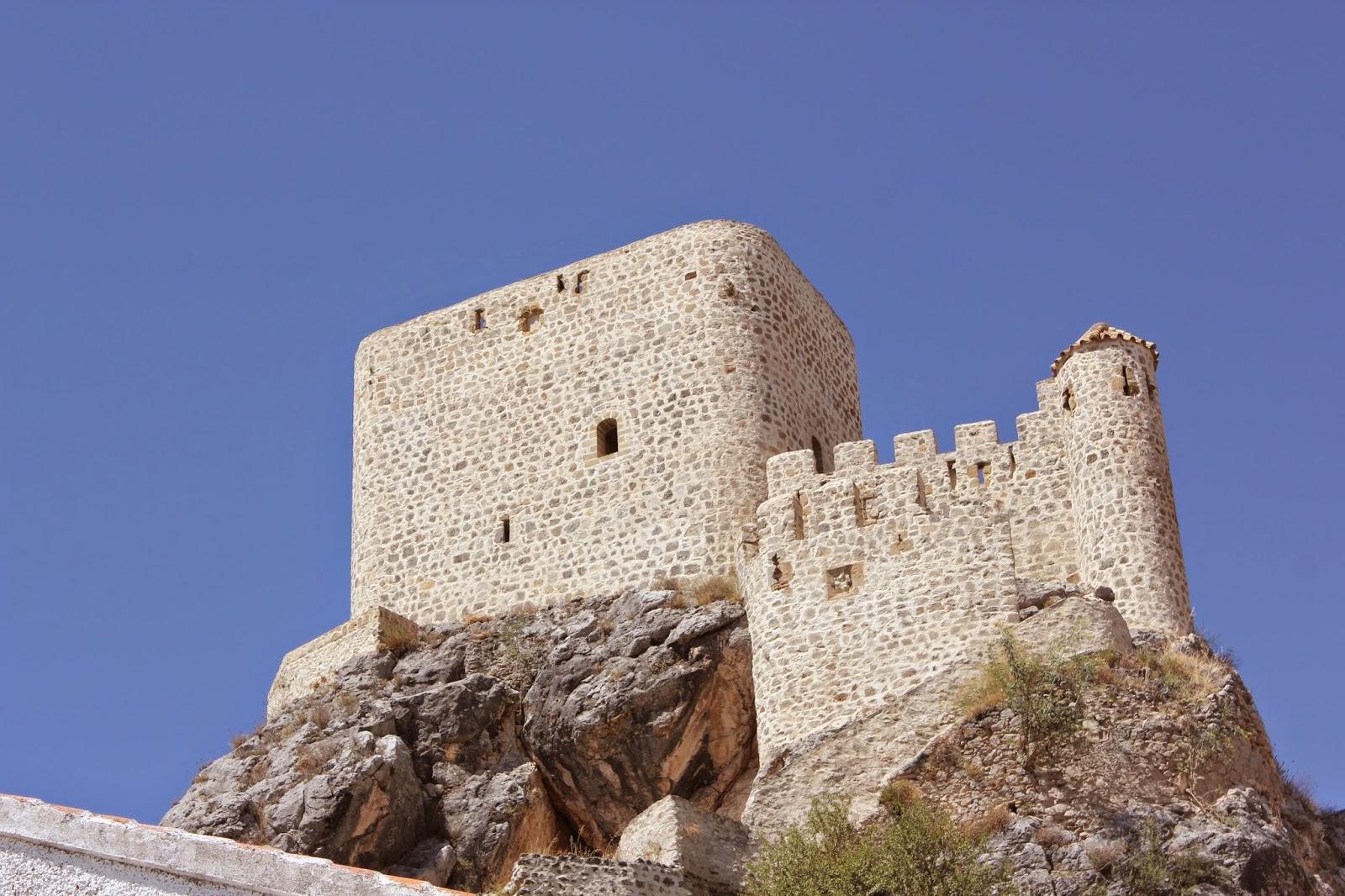 El Castillo de Olvera