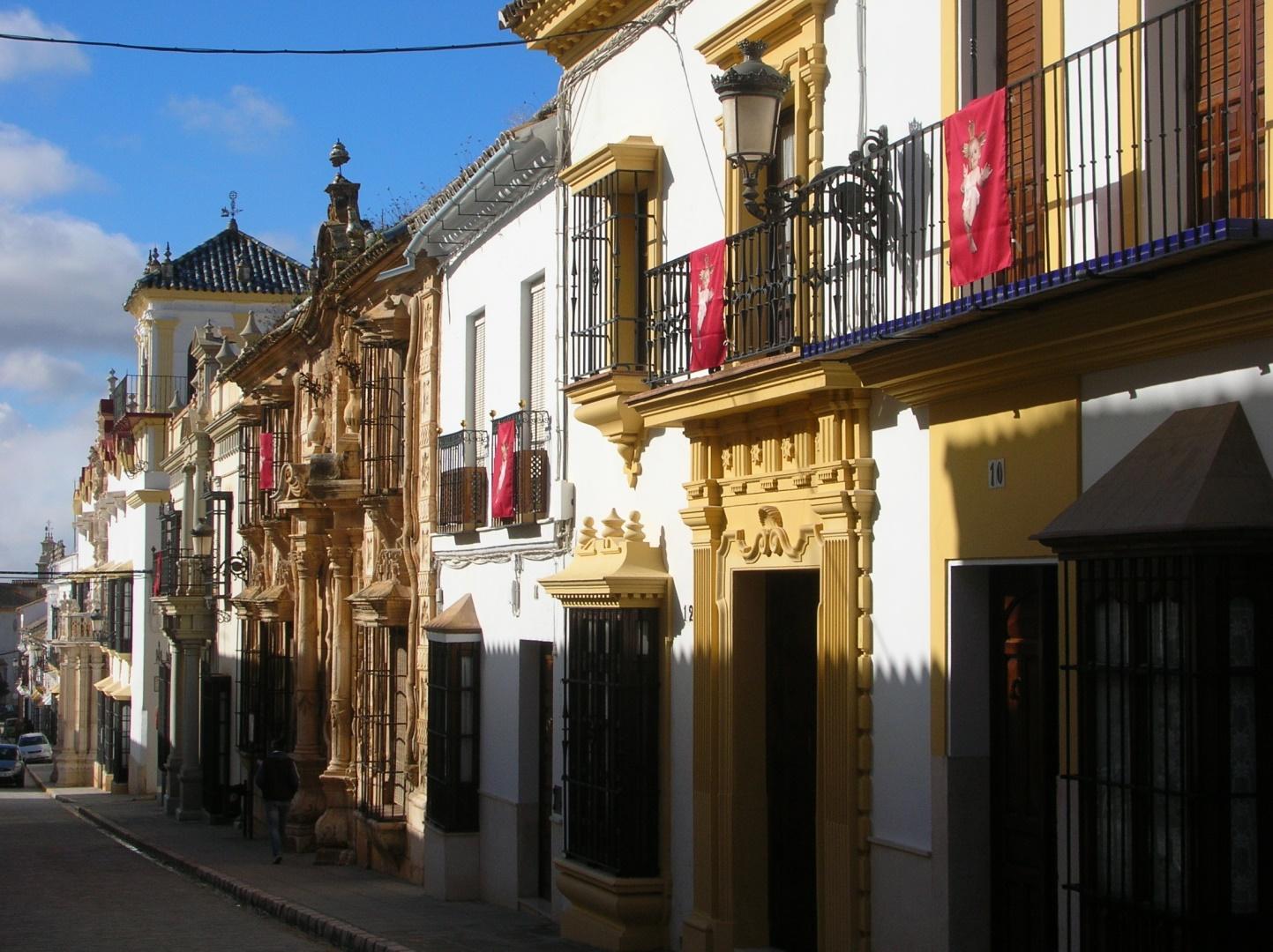 Calle San Pedro, Osuna