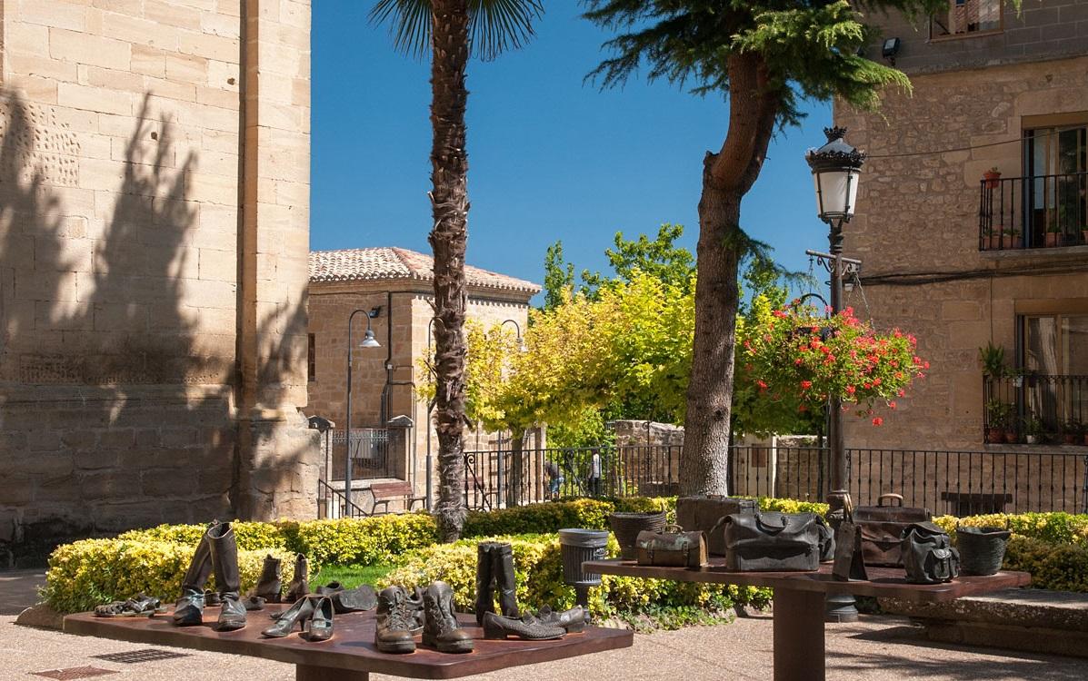 Plaza del Gaitero, Laguardia