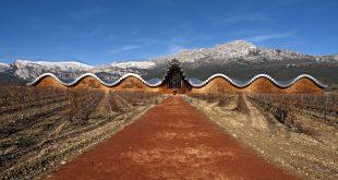 Bodegas de Ysios, Laguardia