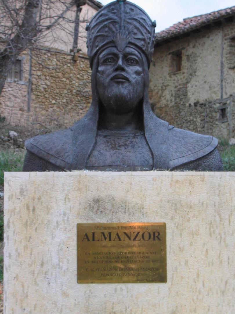 Busto de Almanzor, Calatañazor