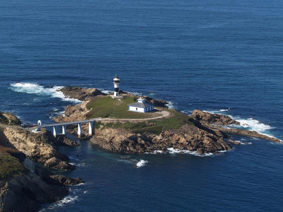 Faro de Illa Pancha