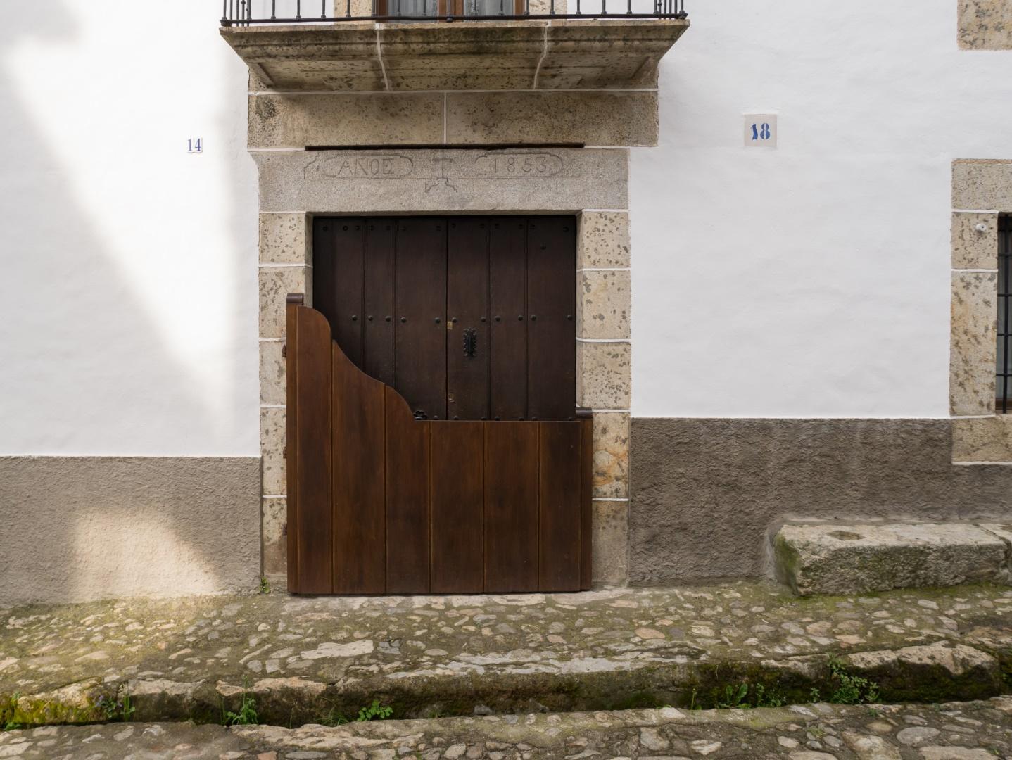 Batipuerta, Candelario