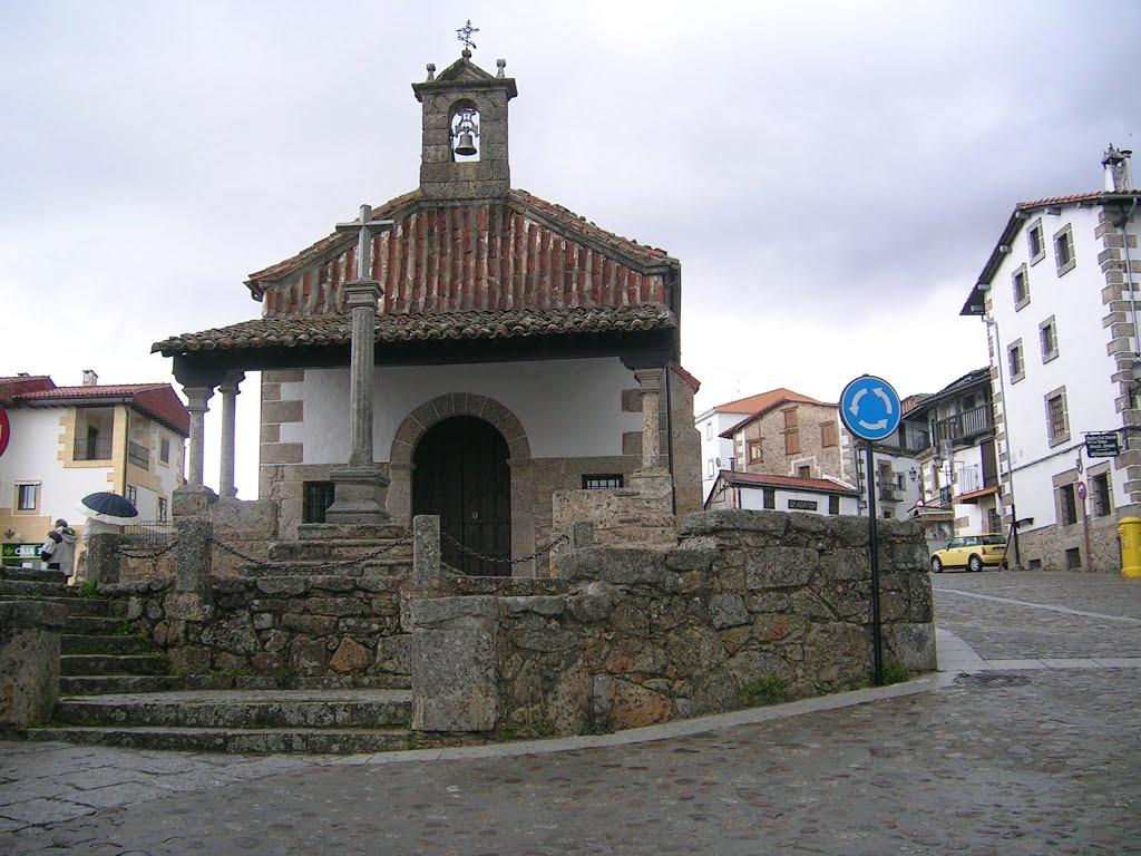 Ermita del Cristo del santo refugio, Candelario