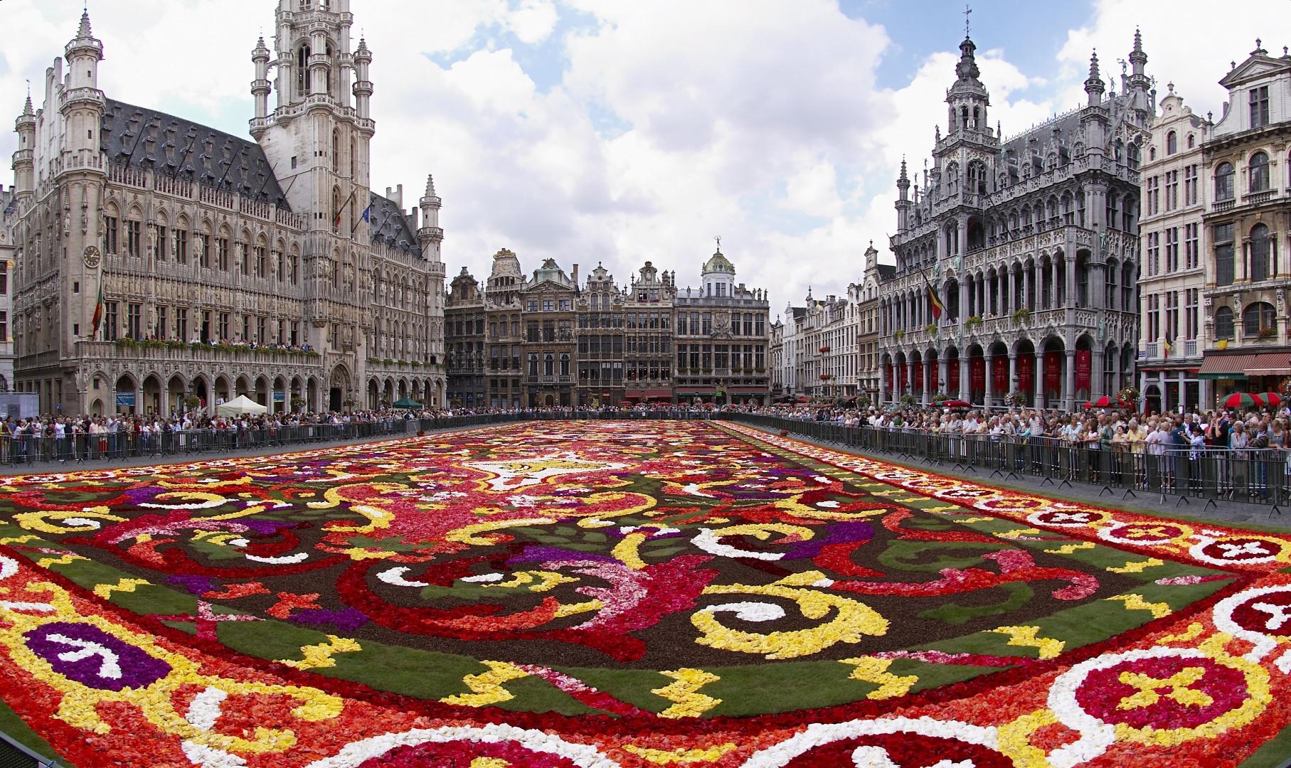 La grande place, Bruselas
