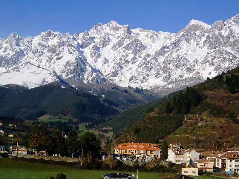 Picos de Europa desde Potes