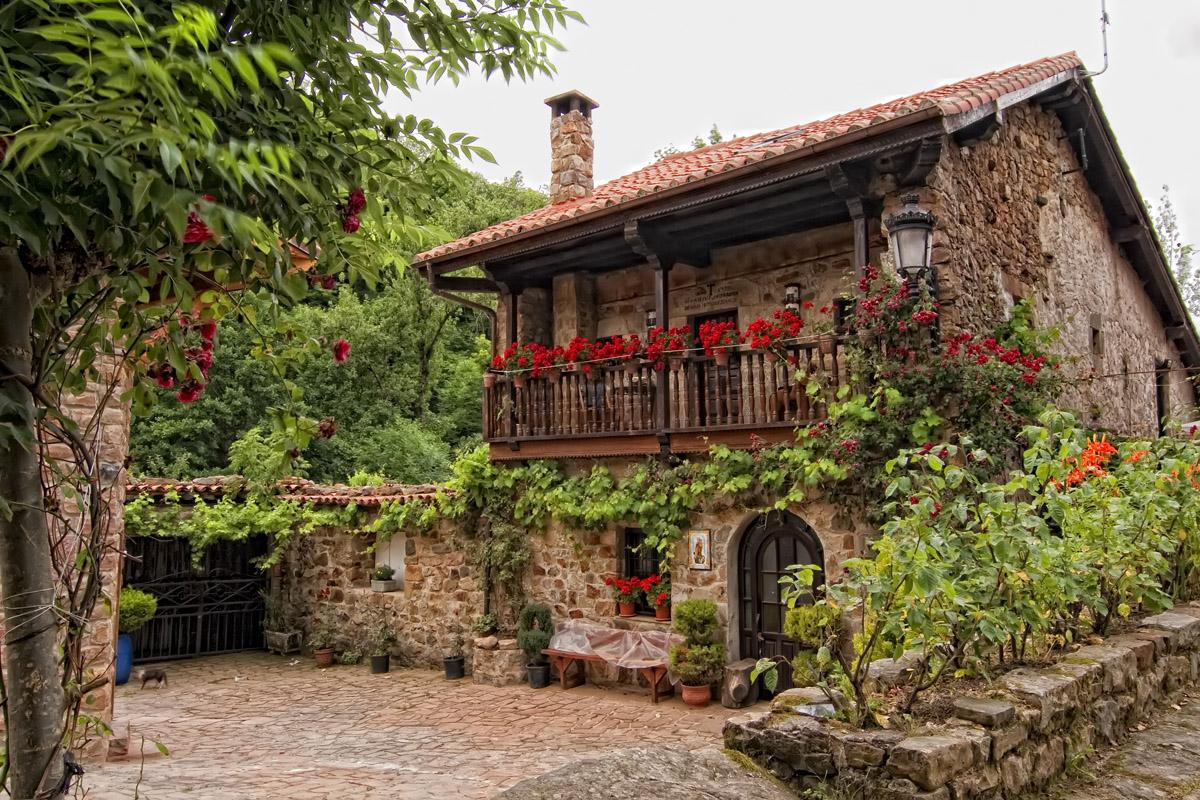 Un hotel en Bárcena Mayor