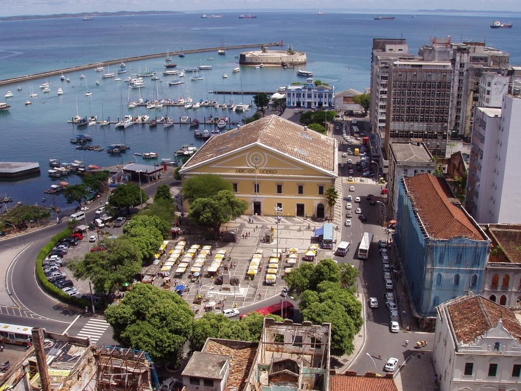 Mercado Modelo, Salvador de Bahía