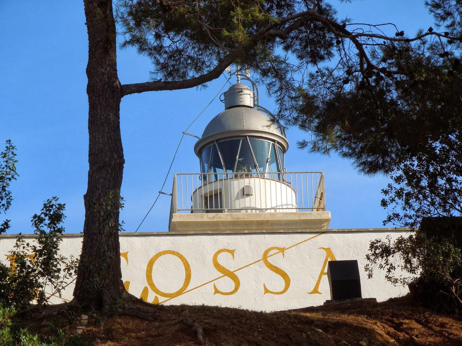 Faro Tossa de mar