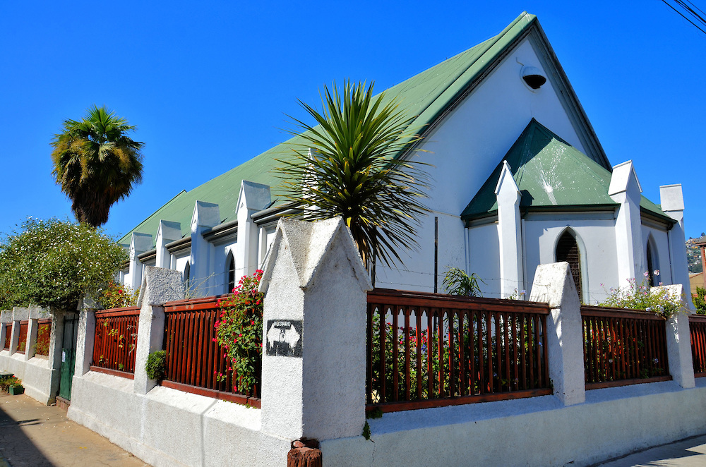 iglesia anglicana saint paul valparaiso