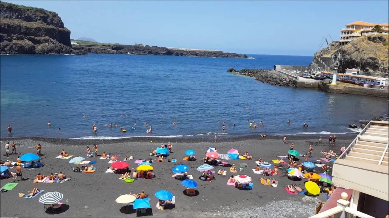 playa de san marcos icod de los vinos
