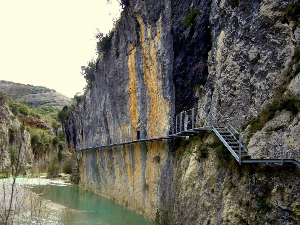 ruta de las pasarelas