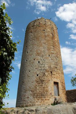 torre del homenaje pals